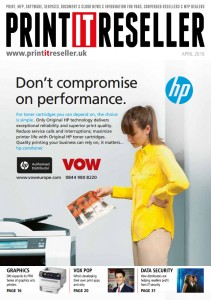 Print IT Reseller Magazine – Issue 30 – Free Download