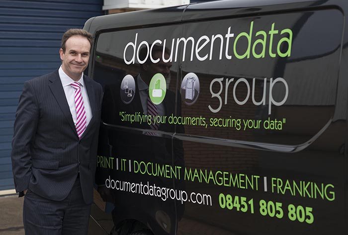 Ben Whitehead, IT Director at DDG