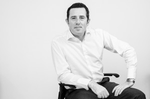 Phil Jones, managing director of Brother UK,