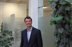 Jason Cort, Director Product Planning and Marketing, Sharp