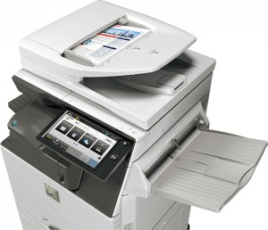 Information can be captured from paper and digital content through multifunction printers (MFPs), business scanners or mobile devices.