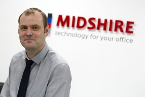Philip Sundet, Midshire Northern IT Manager