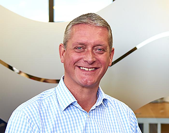 Managing Director, Richard Costin
