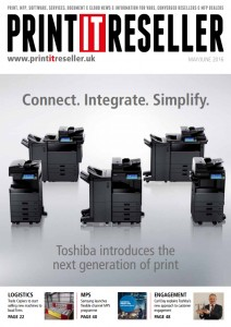 Print IT Reseller Magazine – Issue 31 – Free Download