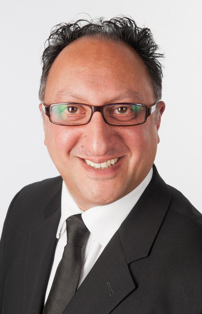 Ardi Kolah, co-programme director of Henley Business School