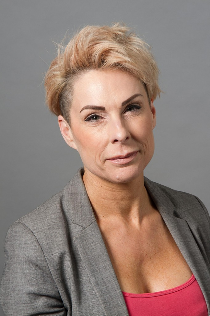 Claire Robinson as Head of Business Sales for the UK