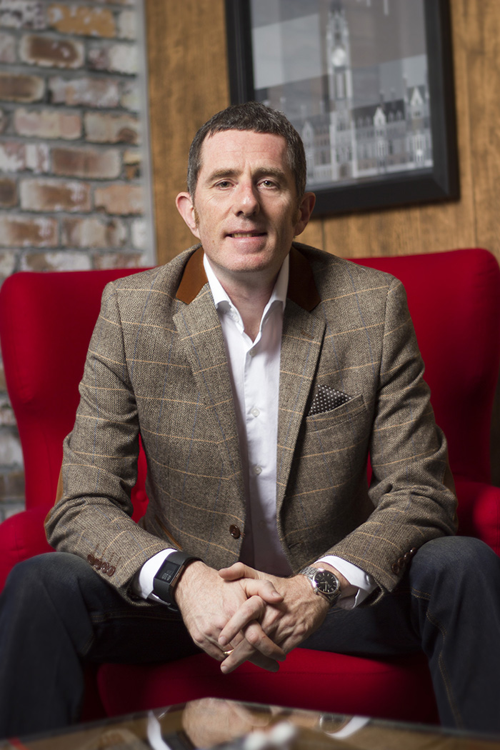 Jones joined Brother UK in 1994 and was made managing director of the £100m-turnover business in 2013.
