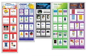It offers a choice of pre-designed banners and templates for personalisation