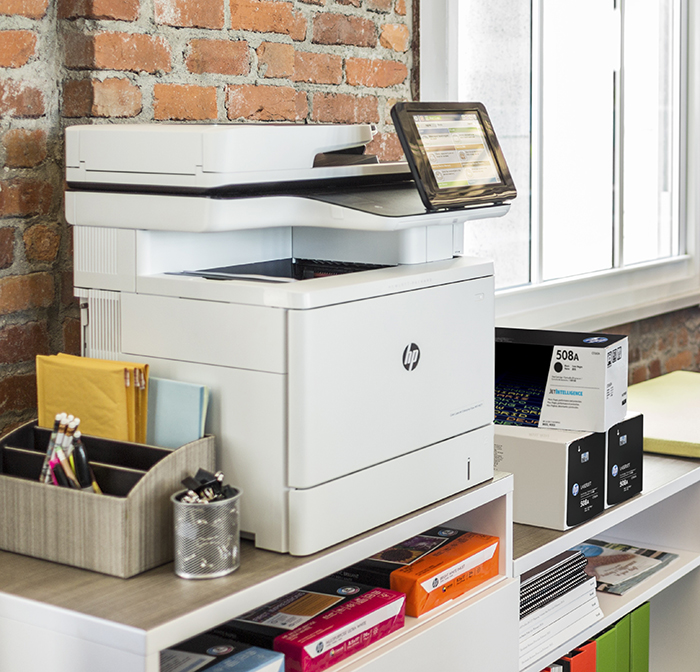 New offerings encompass mobile print solutions that simplify printing from mobile devices to printers on a corporate network