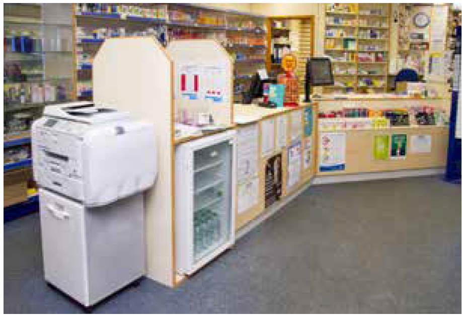 Jhoots Pharmacy is always looking to enhance operational effiiencies and drive innovation within the business.