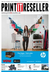 Print IT Reseller Magazine – Issue 33 – Free Download