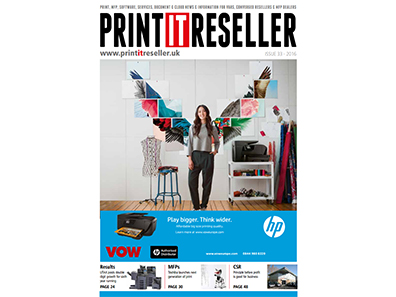 Print IT Reseller Magazine – Issue 33 – Free Download – Print IT