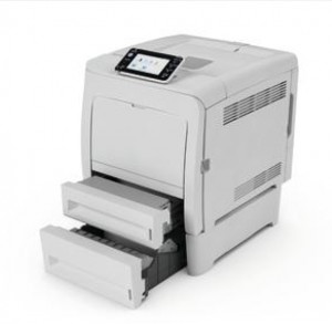 Suitable for print volumes of up to 6,000 pages a month, they have print speeds of up to 25 pages per minute with a first page out time of less than 14 seconds.