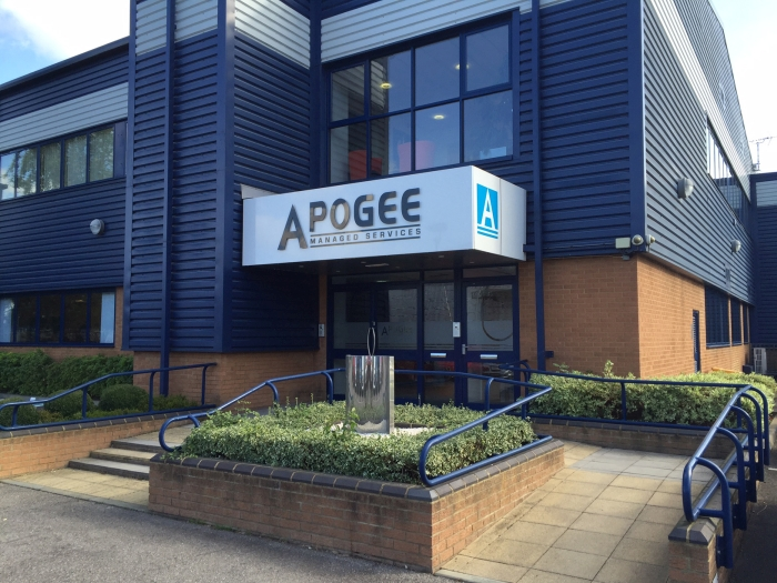 Managed services provider Apogee