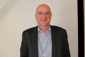 Nigel Morris, Marketing Director