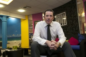 Phil Jones, Managing Director of Brother UK