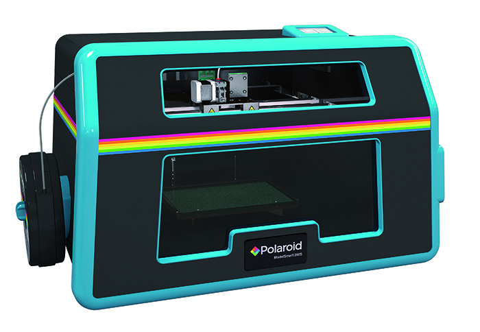 Polaroid is making 3D printing available, affordable and desirable for everyone with this ground-breaking product.