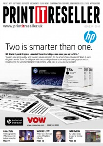 Print IT Reseller Magazine – Issue 34 – Free Download