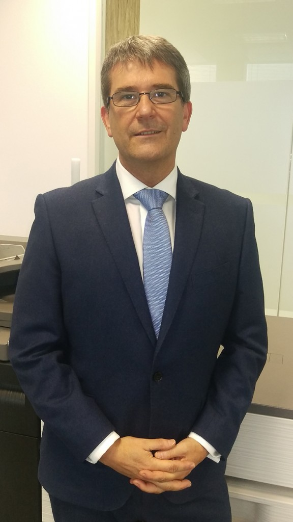Paul Leach, IS Sales Director UK, Sharp UK