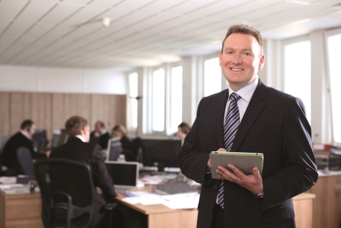 Steve Harrison MPS Operations Manager