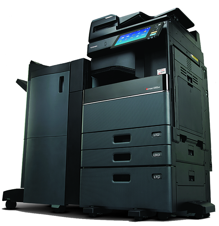 The new multifunctional printing systems have been designed from the outset with versatility and ease of use in mind.