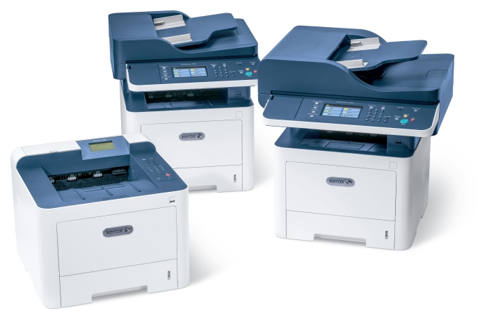 Xerox WorkCentre Printers