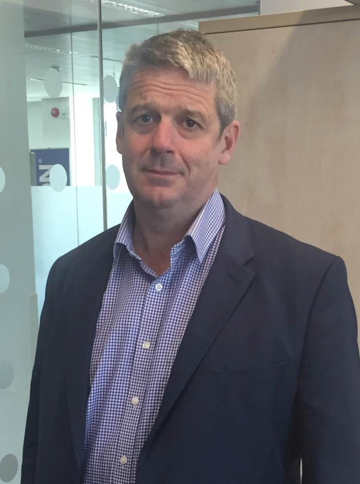 Duncan Ferguson, Executive Director