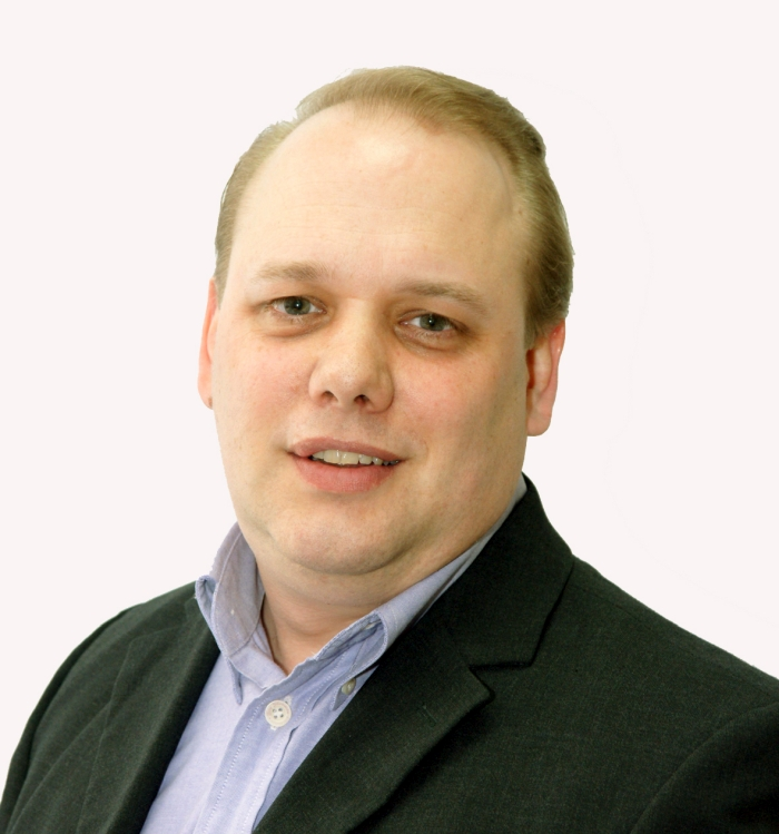 Peter Lunn, Senior Category Manager, Tech Data