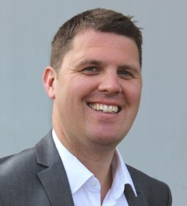 Rob Tomlin, UK Managing Director