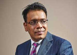 Aziz Rahman, Senior Partner at legal practice Rahman Ravelli