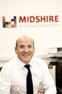 Julian Stafford, Midshire Business Systems Northern Ltd.,