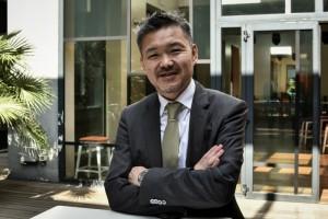 Takaaki Hagiwara, Managing Director, OKI Systems
