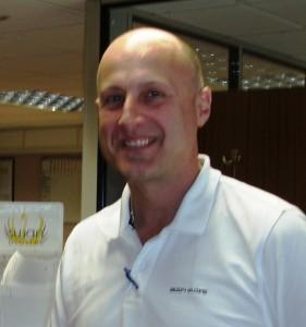 Adrian Adams, Managing Director
