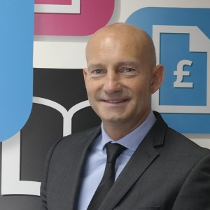 Mark Smith, Operations Director, Vision
