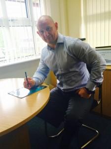 Clive Hamilton, Group Managing Director