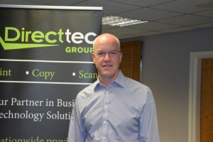 Ian Mitchell, Operations Director, Direct-tec
