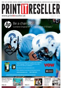Print IT Reseller Magazine – Issue 37 – Free Download