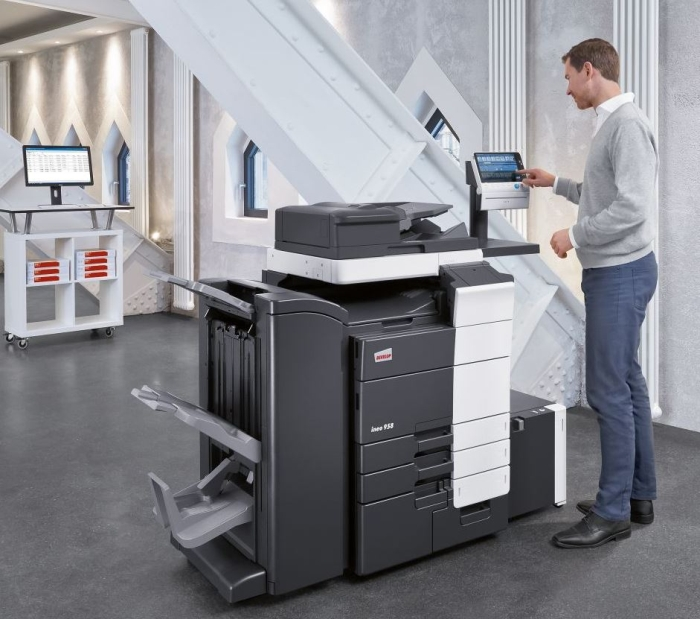 Develop entry level production printing system