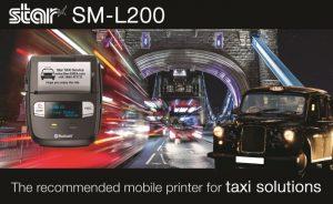 Star Micronics mobile printer