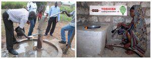 Fixing broken boreholes in rural Uganda
