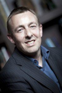 Steven Steenhaut, Senior Director, Global Demand Centre at Nuance