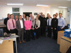 The team at First Office Systems