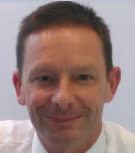 Stuart Sykes, Managing Director, Sharp Business Systems UK