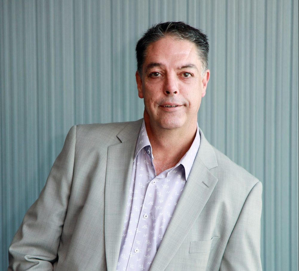 Andrew Hall, Marketing Manager, OKI