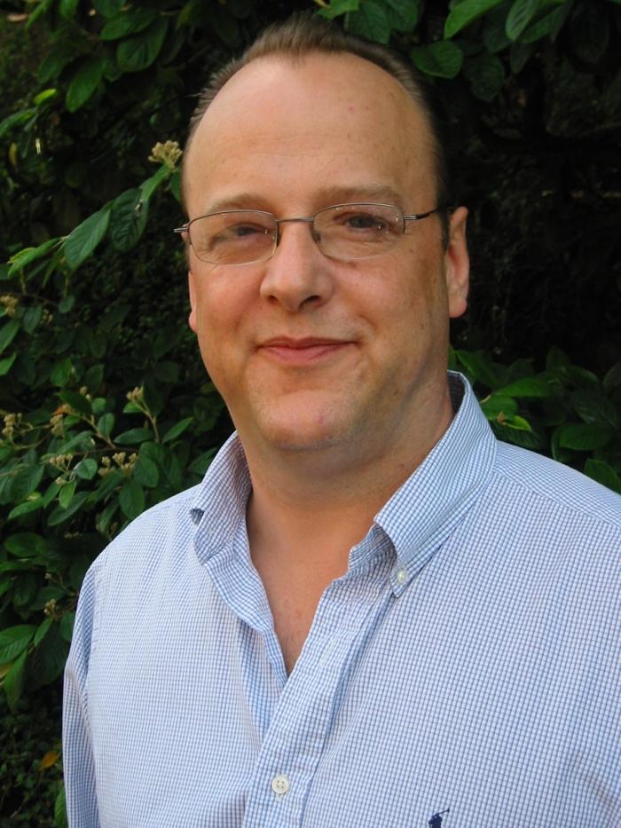 John Carter, DMSL Managing Director