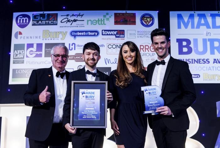 Lex Business Equipment voted Best in Class Technology award