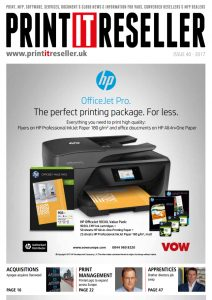 Print IT Reseller Magazine – Issue 40 – Free Download