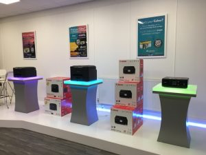 Cartridge World new franchised showroom stores