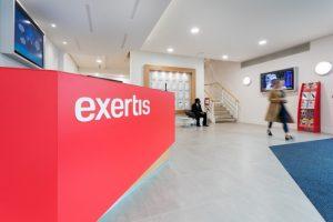 Exertis office