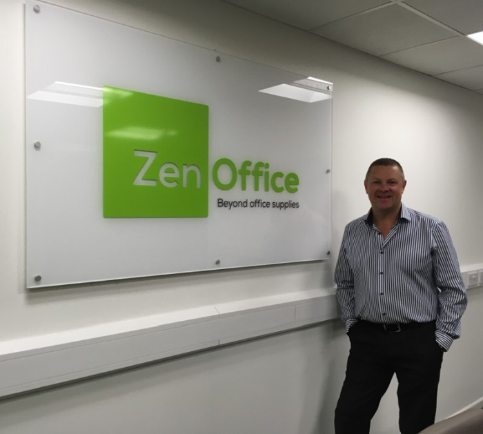 Bruce Davie, Managing Director, ZenOffice